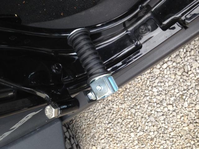 Jeep Wrangler Jk >> Die-Tech Off-road Foot Pegs